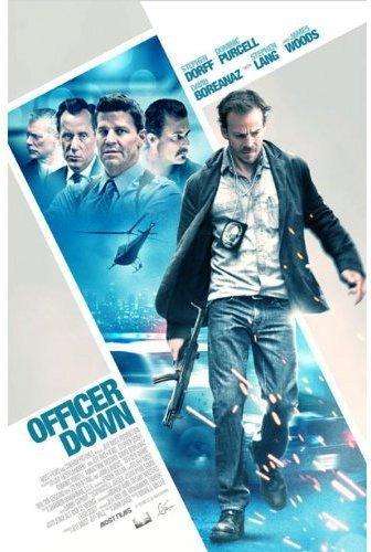 Officer Down DVD