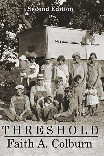 Book Cover - Threshold: A Memoir