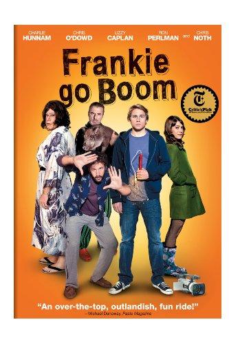 Frankie Go Boom DVD