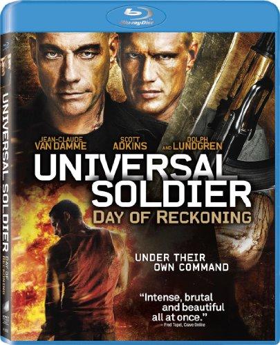Universal Soldier: Day of Reckoning [Blu-ray] DVD