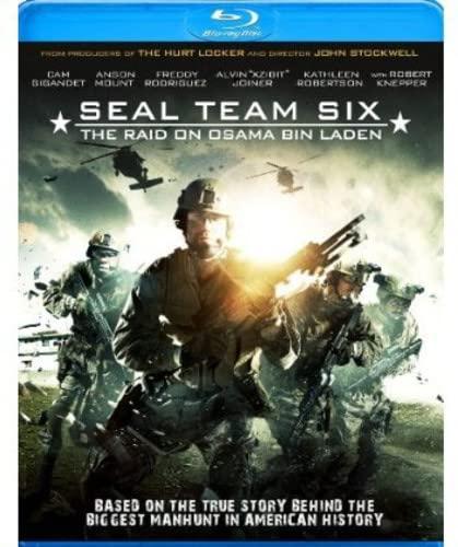 Seal Team Six: The Raid On Osama Bin Laden [Blu-ray] DVD