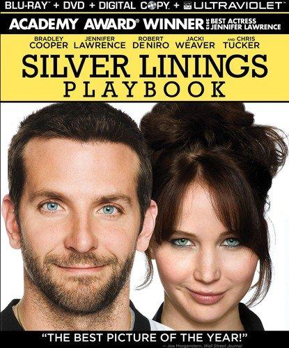 Silver Linings Playbook [Blu-ray] DVD