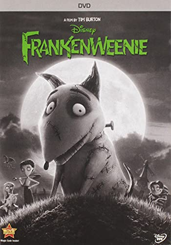 Get Frankenweenie On Video