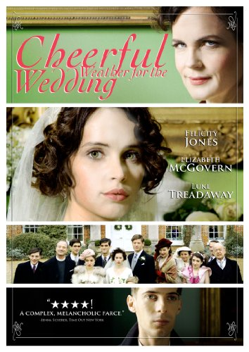 Cheerful Weather for the Wedding DVD