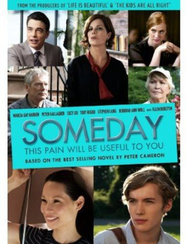 Someday This Pain Will Be Useful to You DVD