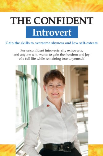 Book Cover - The Confident Introvert