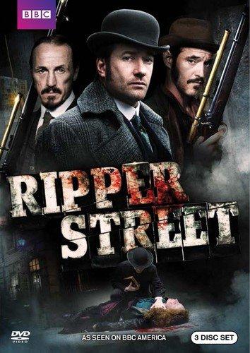 Ripper Street DVD