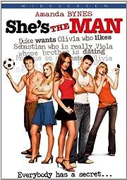She's The Man (2006) por Amanda Bynes