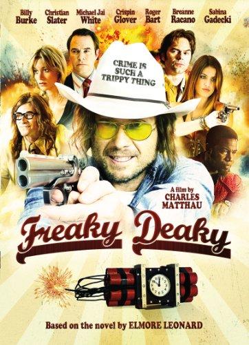 Freaky Deaky DVD