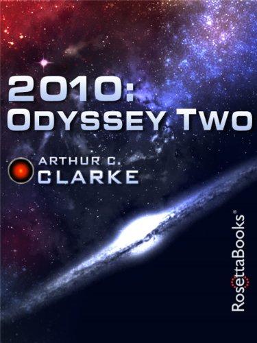 2010: Odyssey Two (Space Odyssey, #2) by Arthur C. Clarke