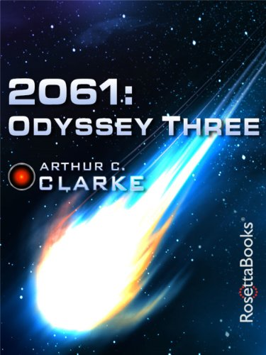 2061: Odyssey Three (Space Odyssey, #3) by Arthur C. Clarke