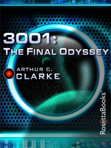3001: The Final Odyssey (Space Odyssey, #4) by Arthur C. Clarke