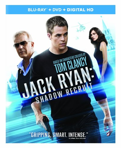 Jack Ryan: Shadow Recruit  DVD