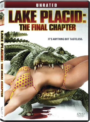 Lake Placid: The Final Chapter DVD