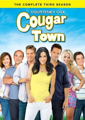 Cougar Town: The Complete Third Season DVD