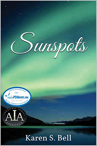 Book Cover - Sunspots