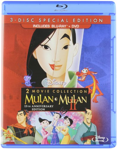 Get Mulan On Blu-Ray