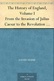The History of England, Vol. IV – tekijä:…