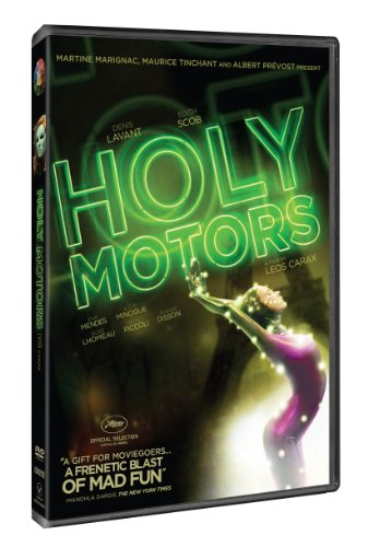 Holy Motors DVD