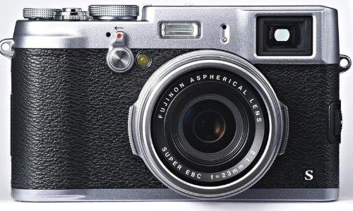 FUJIFILM デジタルカメラ X100S 1630万画素 F FX-X100S