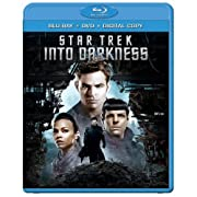 Star Trek Into Darkness (Blu-ray DVD Digital…