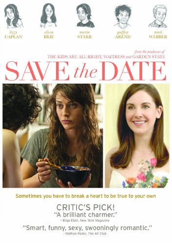 Save the Date DVD