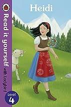 Heidi - Read it yourself with Ladybird:…