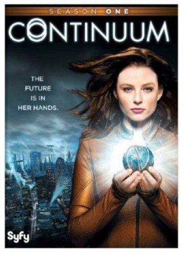 Continuum: Season One DVD