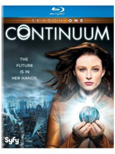 Continuum: Season One [Blu-ray] DVD