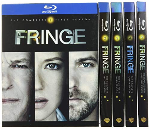 Fringe: The Complete Series [Blu-ray] DVD