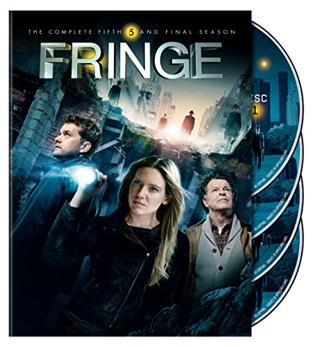Fringe: The Complete Fifth Season DVD
