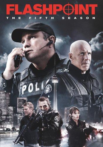 Flashpoint: The Fifth Season DVD