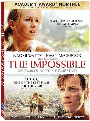 The Impossible DVD