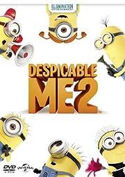 Despicable Me 2 (DVD UV)