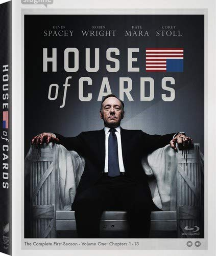 House of Cards: The Complete First Season [Blu-ray] DVD