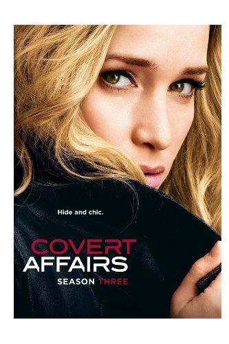Covert Affairs: Season Three DVD