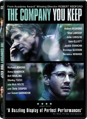 The Company You Keep DVD