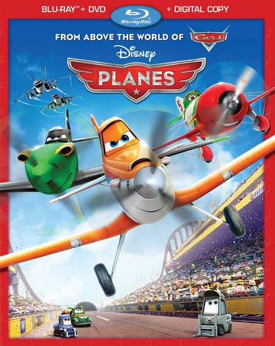 Get Planes On Blu-Ray