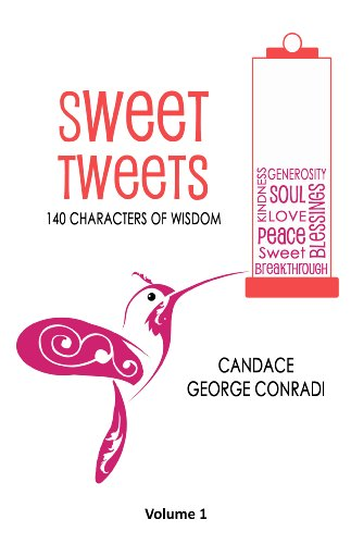Book Cover - Sweet Tweets 140 Characters of Wisdom