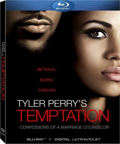 Tyler Perry's Temptation [Blu-ray] DVD