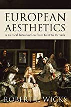 European Aesthetics: A Critical Introduction…