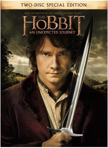 The Hobbit: An Unexpected Journey  DVD