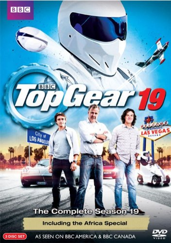 Top Gear 19 DVD