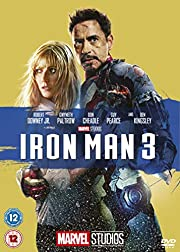 Iron Man 3 [DVD] | Non-US Format | Region -…