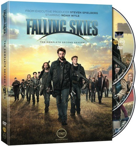 Falling Skies: The Complete Second Season DVD