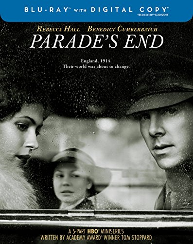 Parade's End  DVD