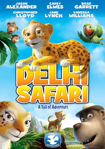 Delhi Safari DVD
