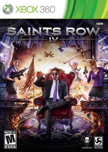 Saints Row IV part of Saints Row
