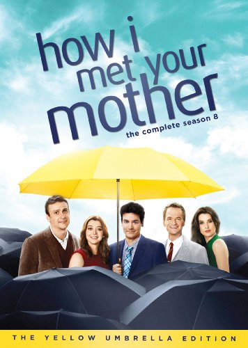 How I Met Your Mother: Season Eight DVD