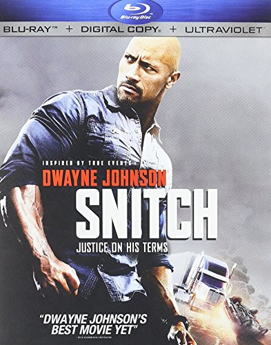 Snitch [Blu-ray] DVD